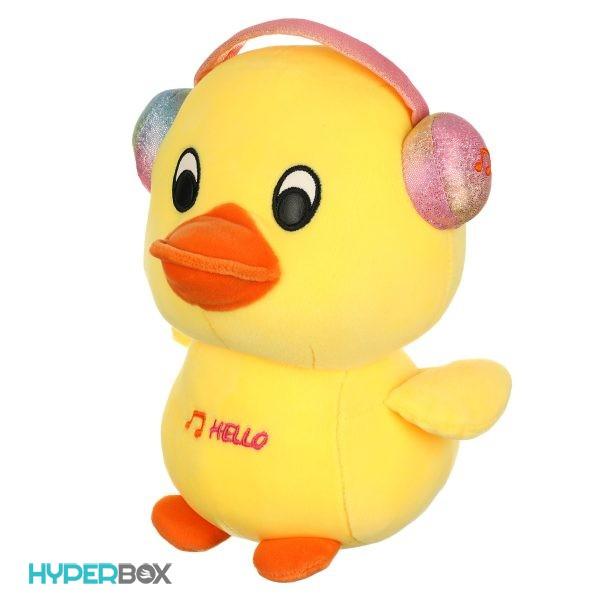 عروسک اردک هدفوندار