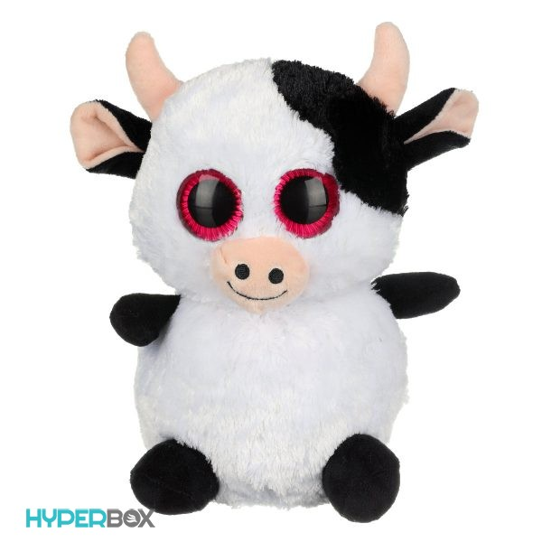 عروسک گاو چشم تیلهای