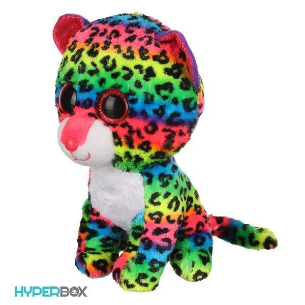 عروسک گربه چشم تیلهای