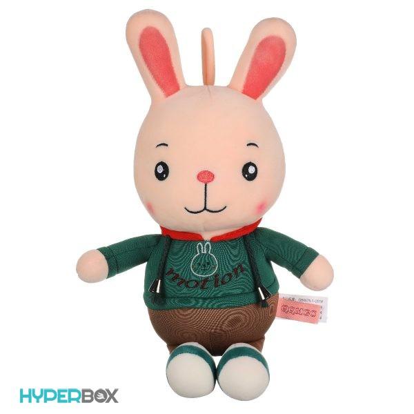عروسک خرگوش سویشرتدار