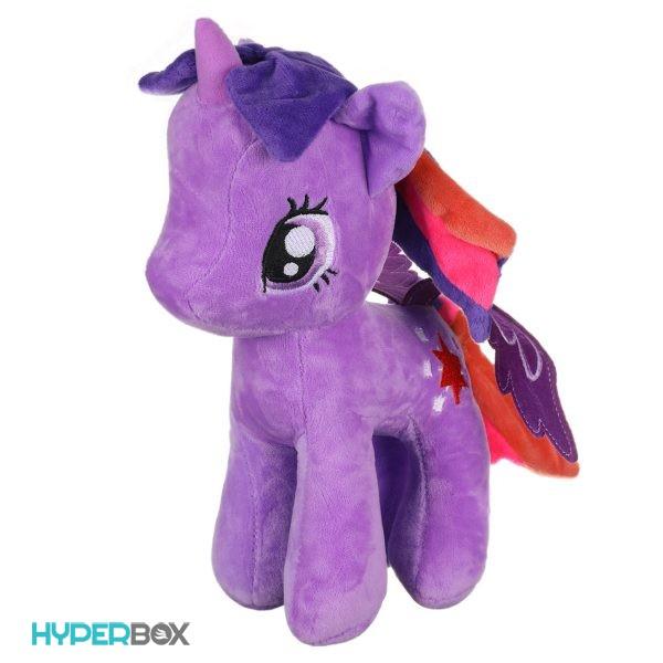 عروسک اسب پونی رنگی
