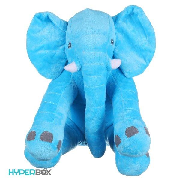 عروسک فیل بالشتی رنگی