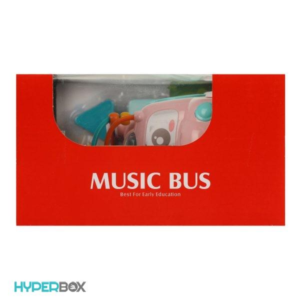 اسباب بازی بلز کودکانه اتوبوسی