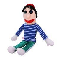 عروسک کلاه قرمزی