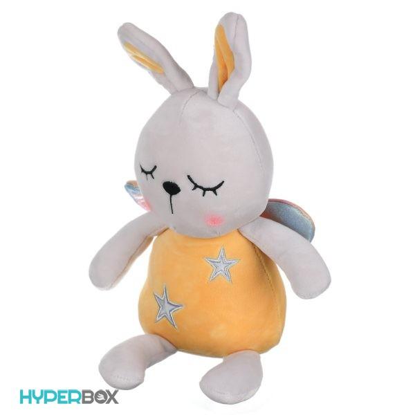 عروسک خرگوش بال اکلیلی