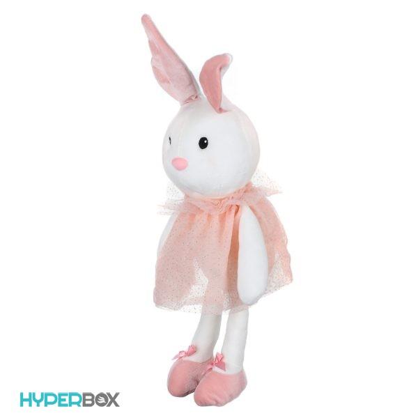 عروسک خرگوش دامن اکلیلی
