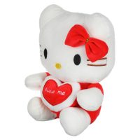عروسک کیتی قلب Kiss Me