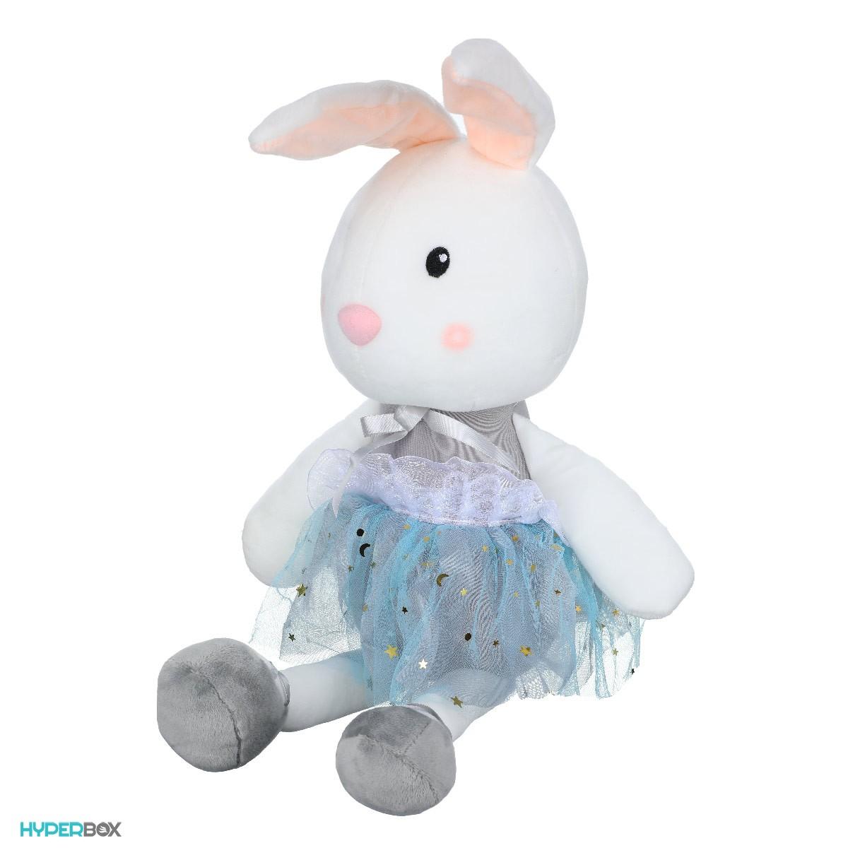 عروسک خرگوش دامن توری