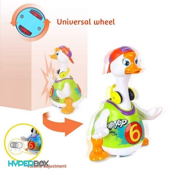 اسباب بازی اردک رقصان هولا تویز