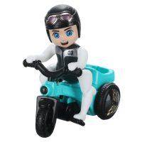 اسباب بازی پسر دوچرخه سوار