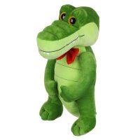 عروسک تمساح چشم تیلهای