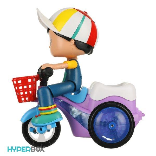 اسباب بازی دوچرخه موزیکال
