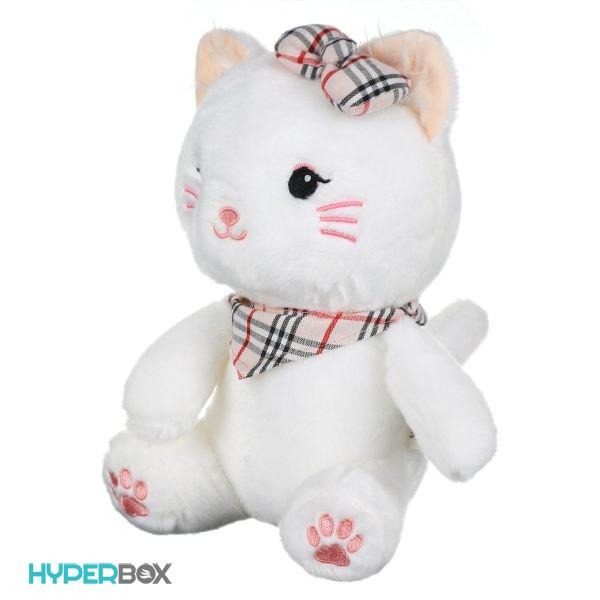 عروسک گربه پیش بندی
