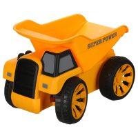 اسباب بازی کامیون کنترلی زرد