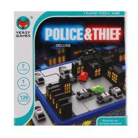 بازی فکری دزد و پلیس