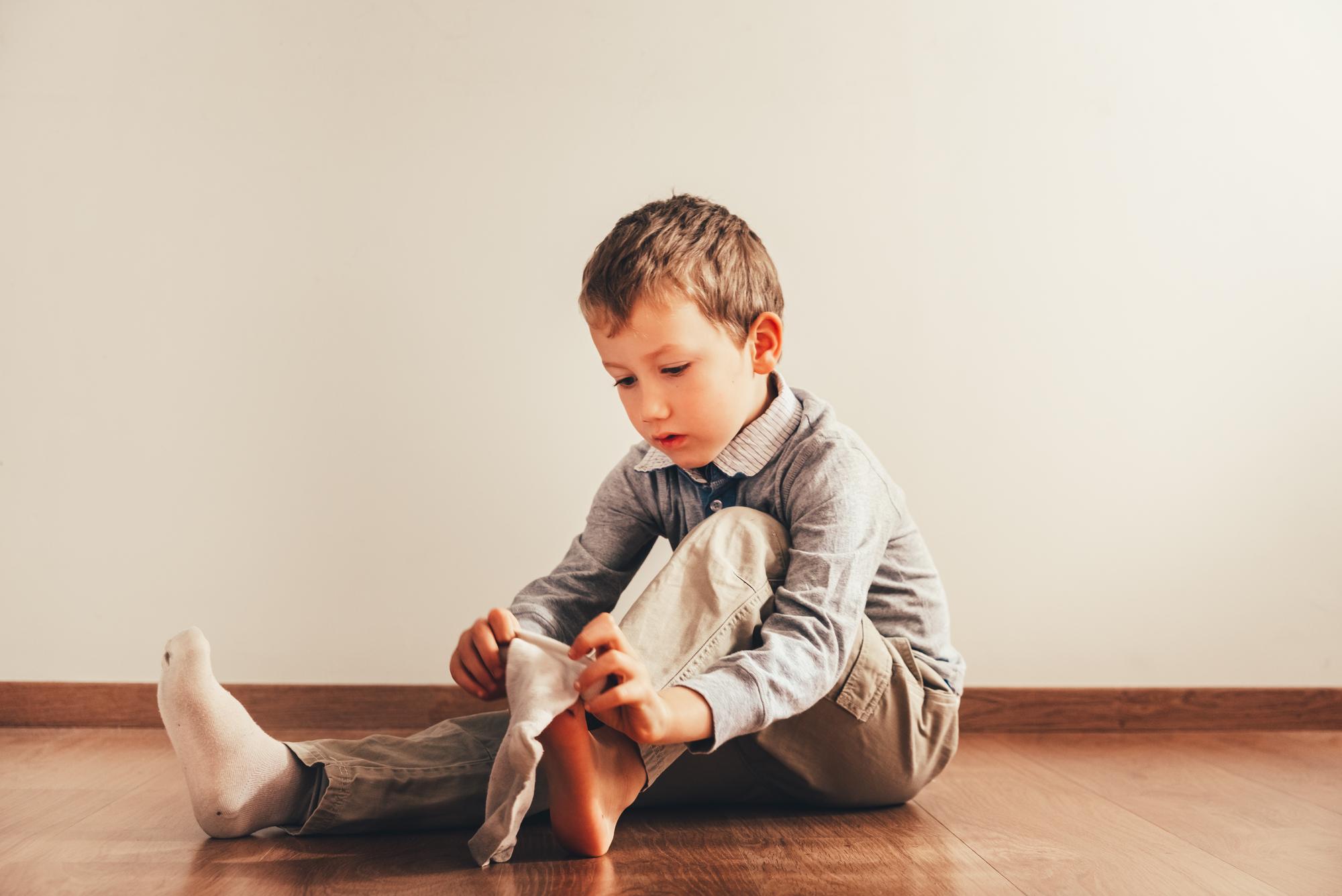 استقلال کودکان در انجام امور منزل