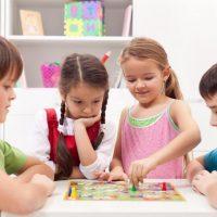 تاثیر و اهمیت بازیهای فکری کودکان
