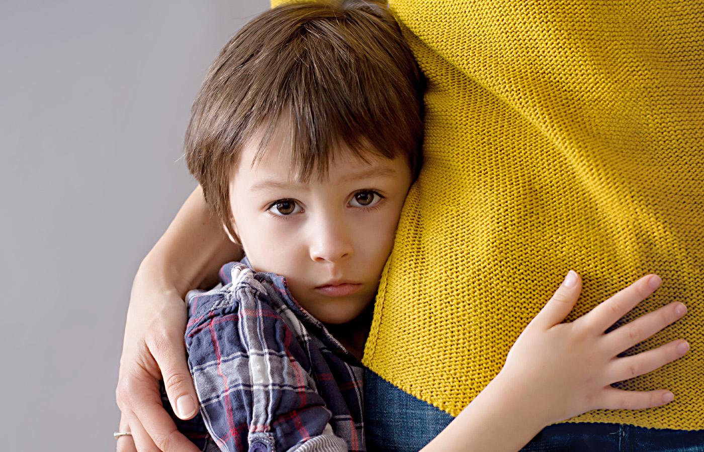 روش هایی برای مقابله ترس کودکان