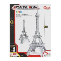 اسباب بازی سازه فلزی برج ایفل