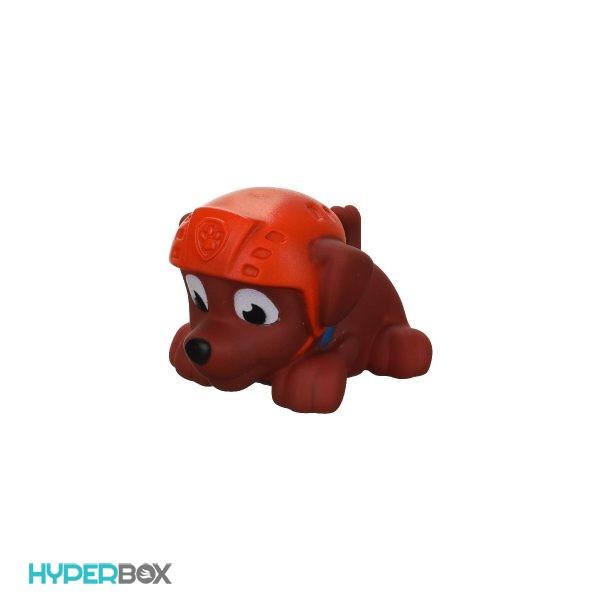 اسباب بازی سگ نگهبان جغجغه ای