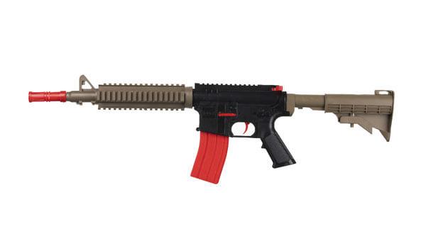 M16-gun