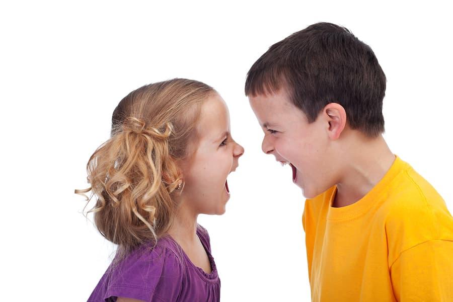 دعوای بچه ها و دلایل ناسازگاری با یکدیگر