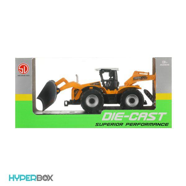 اسباب بازی بیل مکانیکی 358