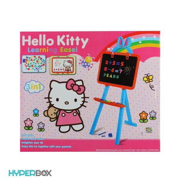 اسباب بازی تخته دو طرفه Hello kitty