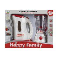 اسباب بازی چای ساز و مخلوط کن Happy Family