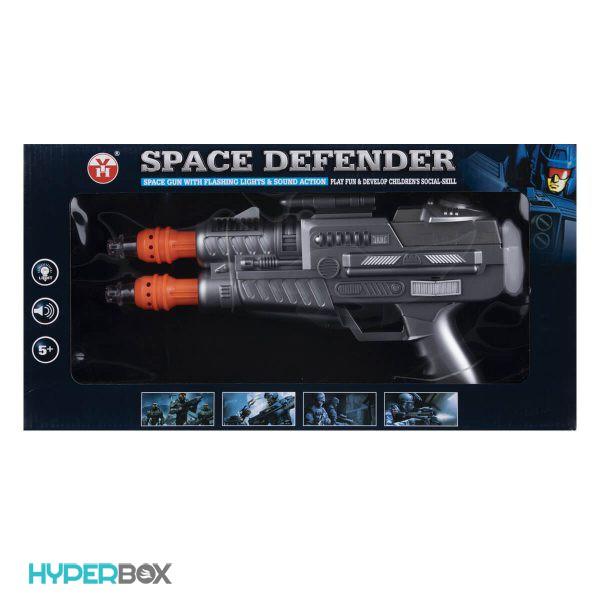 اسباب بازی اسلحه فضایی بزرگ