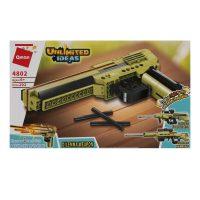 اسباب بازی لگو تفنگ 4802