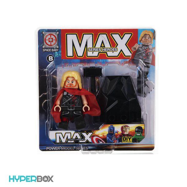 اسباب بازی فیگور لگوی Max
