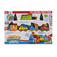 اسباب بازی قطار ریلی Happy Builders