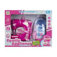 اسباب بازی ست لوازم خانگی Family Appliance