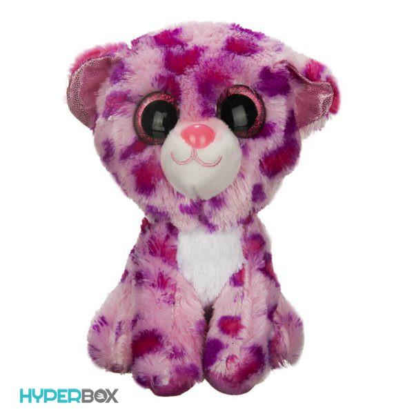 عروسک گربه چشم تیله ای کوچک