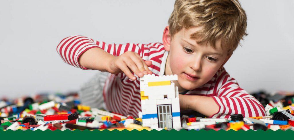 آموزش و مهارت های مهمی که کودکان از لگو می آموزند