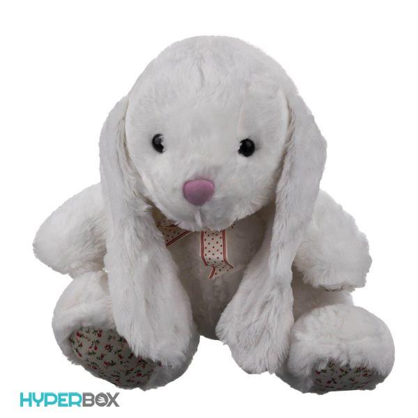 عروسک خرگوش پشمالو