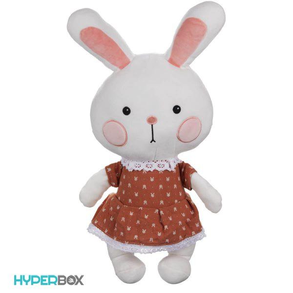 عروسک خرگوش تازه بیدار شده