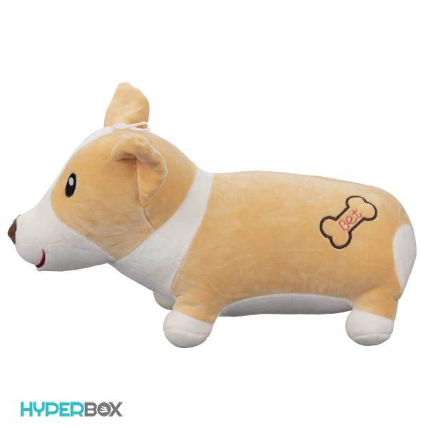 عروسک سگ پا کوتاه