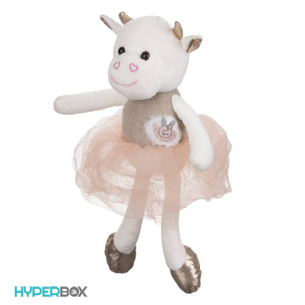 عروسک گاو دامن توری