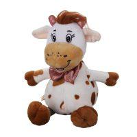 عروسک گاو پاپیون دار