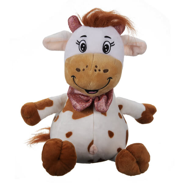 عروسک گاو فکل دار فشن