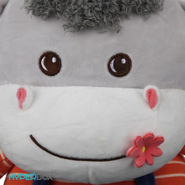 عروسک گاو گل بر دهان 40 سانتیمتری