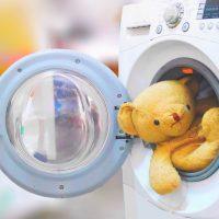 تمیز کردن اسباب بازیهای کودکان