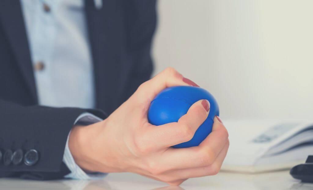 توپ ها ضد استرس برای بزرگسالان
