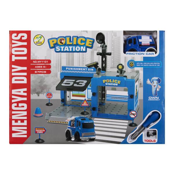 اسباب بازی ایستگاه پلیس
