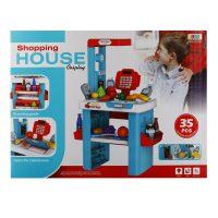 اسباب بازی سوپرمارکت مدل Shopping House