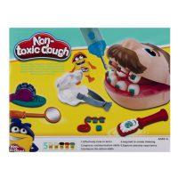 اسباب بازی ست خمیر بازی دندانپزشکی