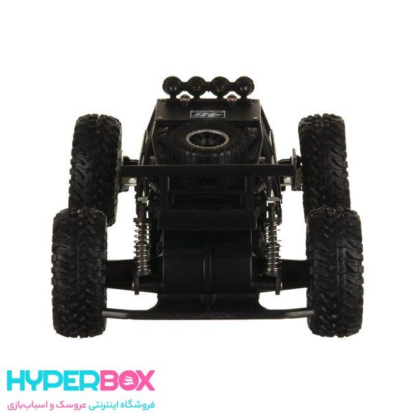 اسباب بازی ماشین کنترلی آفرود Max