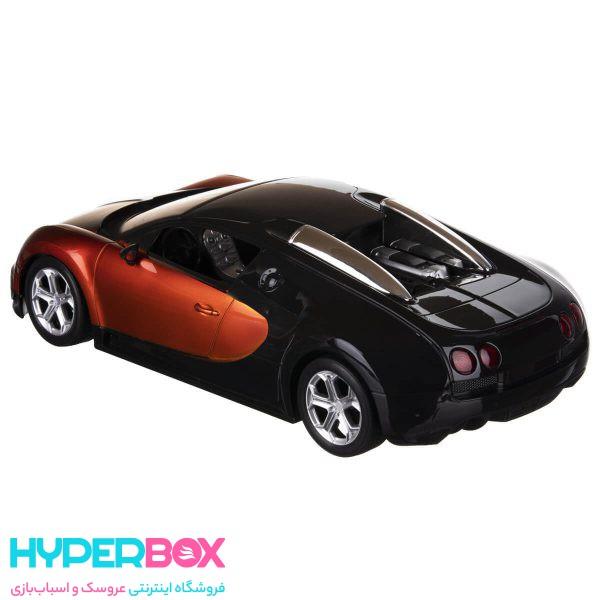 اسباب بازی ماشین کنترلی بوگاتی Speed